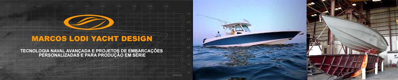Marcos Lodi Yacht Design